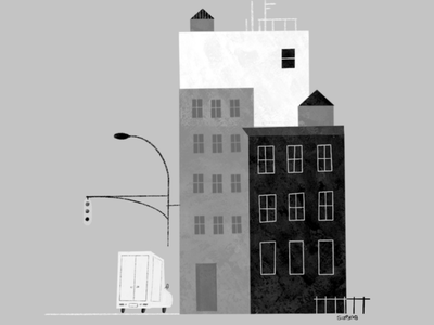 Morning delivery ux illustration visual design design
