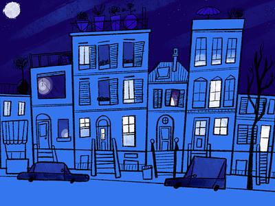 Full moon brand design brand ux illustration design visual design