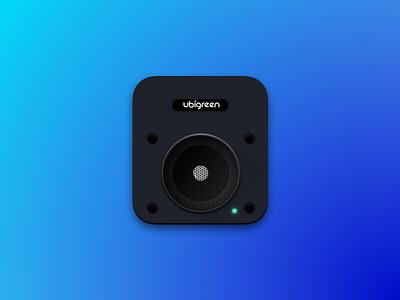 UbiSound icondesign visualdesign icons