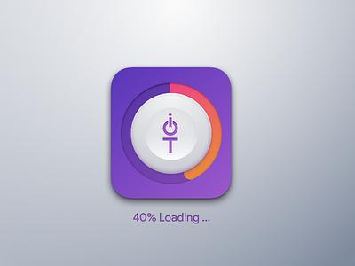 Startup Launcher Camp @iotValley visualdesign iconapp icon startup