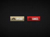 Upload & Cancel