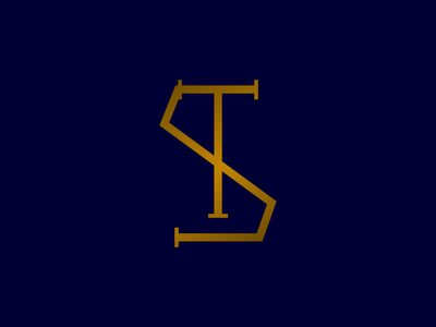 ST Monogram Logo monogram logo design logo logo design monogram branding