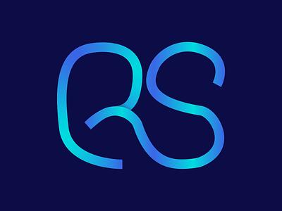RS Monogram Logo monogram logo design logo design monogram logo branding