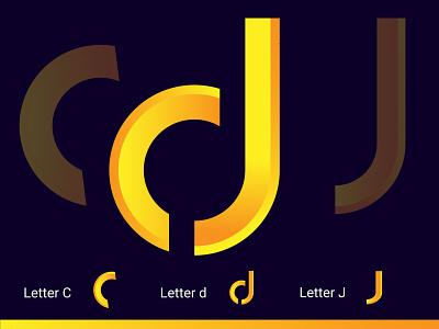 Modern Letter Logo c letter c logo yellow logo geometric brand black color minimal flat graphic design 3d logos vector branding design logo simple logo modern logo creative logo illustration