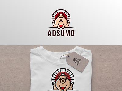 Sumo logo design illustration creative design modern abstract typography vector branding logo motion graphics graphic design 3d animation ui sumo sumo logo design