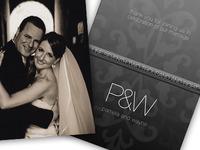 Wedding Thank You Card