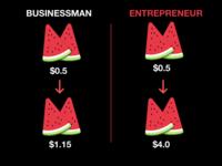 Businessman   Entrepreneur
