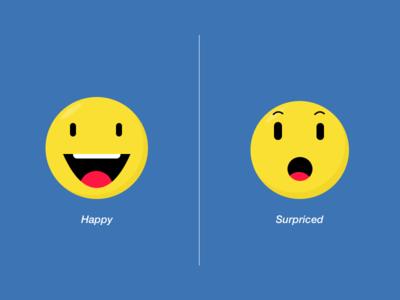 Emoji -  Happy Surpriced