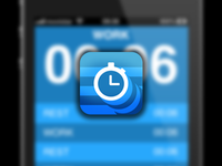 WIP - Timer Icon