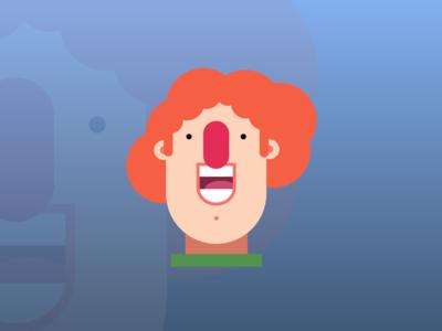 MArio, a red head man - illustrations