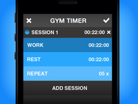 New Timer - With Color Option