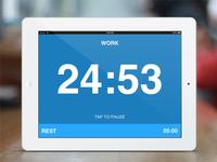 iPad - Countdown
