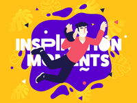 Inspiration Moments | Illustration for fun