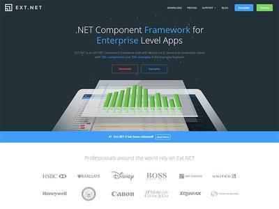Ext.NET Website