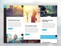 Mono - Minimal, Modern and Grid Based Blog