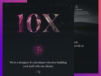 10X - Free PSD