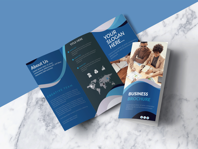 Business Tri Fold Brochure design business brochure design business brochure tri fold brochure tri fold brochure template branding brochure design brochure business akashmahmud02