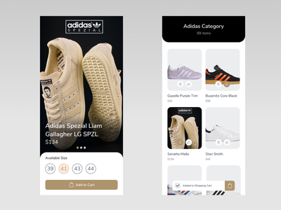 Shoes Store illustrator logo illustration icon art app ui branding typography design