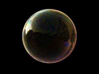 soap bubble 3d rendering soap bubble cinema4d c4d