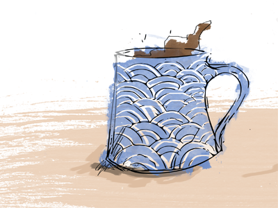 Day 1: Draw Your Beverage