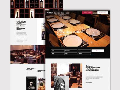 Site - Restaurante Regional do Cabrito restaurant food web