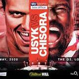 Usyk vs Chisora Fight Live Stream Online Free