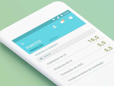 Sales Goals Management App