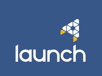 Launch - logo icon brand logo