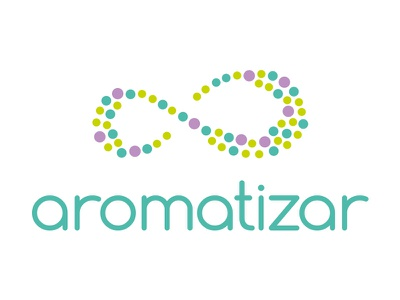 Aromatizar olfative marketing brand logo
