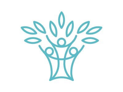 Family tree family tree logo design icon