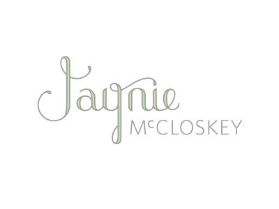 my logo logo hand lettering