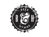 Beer & Hymns Logo