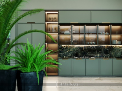 Kitchen Dining Room Design design interiors inspiration architecture 3dsmax 3d artist visualization interiordesign designer 3d