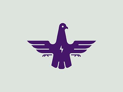 Pigeon pigeon bird purple another goddamn lightning bolt killed