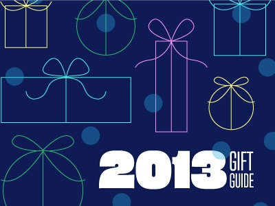 2013 DWL Gift Guide gifts holiday