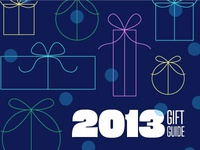 2013 DWL Gift Guide