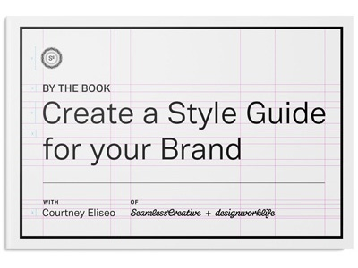 New Skillshare Class! class design style guide identity