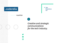 Coderella Brand Collage
