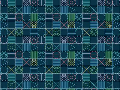 Seamless Pattern geometric pattern