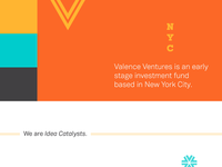 Valence Ventures Brand Board