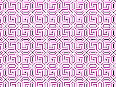 Divalicious Primary Pattern  geometric pattern