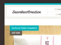 Seamless Site Nav Detail