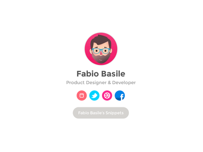 Code Pad- User Profile