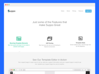 Suppo - Features Page