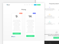 Suppo Pricing Page
