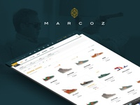 Marcoz - online sneaker store