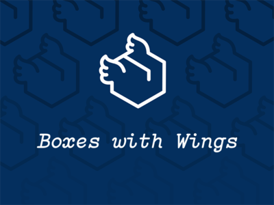 Boxes With Wings