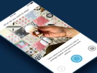 Weengs App: Take a photo