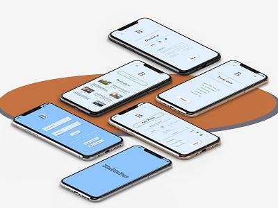 blabla bus uiux ui adobexd figma design app