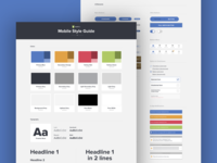 Mobile Style Guide